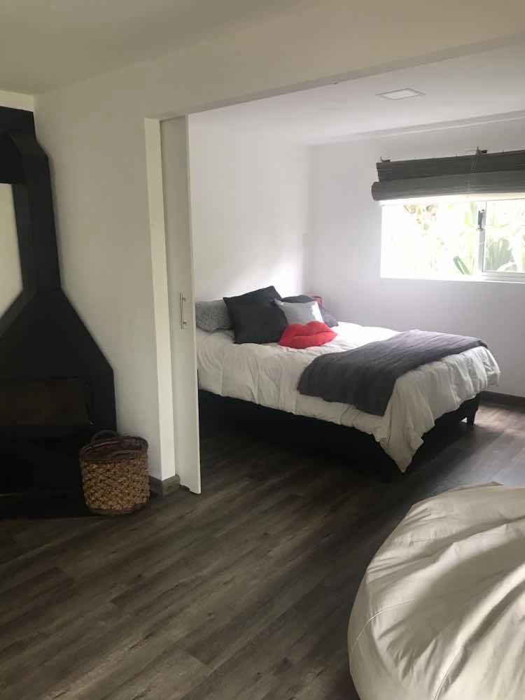 cabaña 1 dormitorio para 2 personas