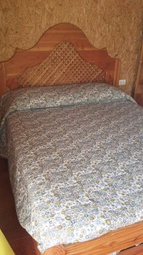 cabaña 12 personas en pucura , lago calafquen