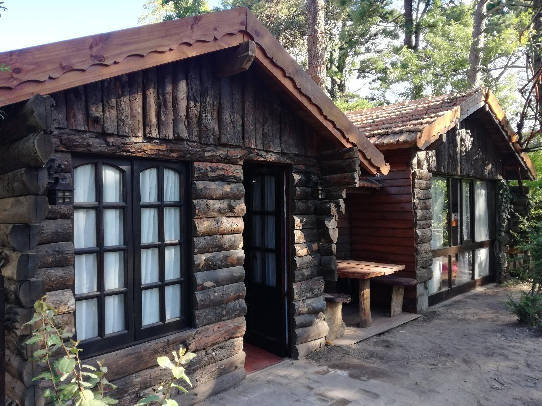 cabaña 2, 4, 6 personas en barrio norte