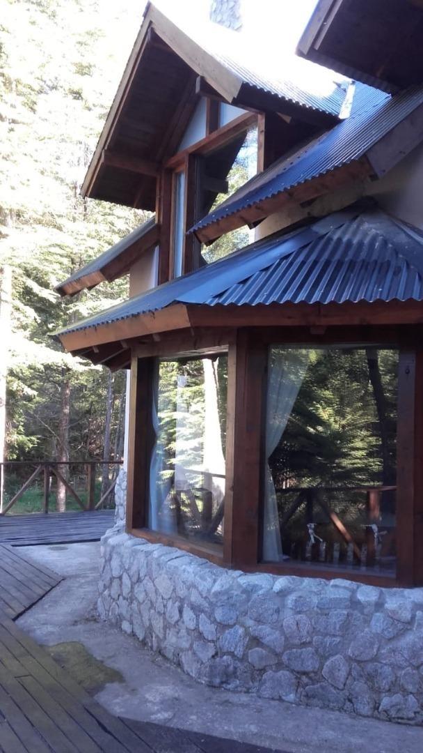 cabaña 5 habitaciones, en un lugar paradisíaco! hermosa!!!!!