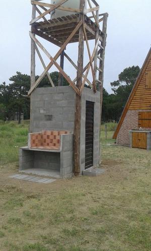 cabaña alpina  en nueva atlantis para 4 personas