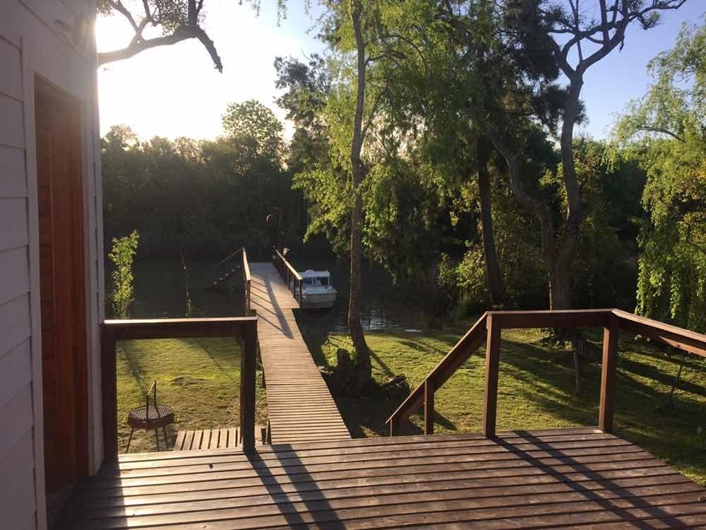 cabaña alquiler arroyo arroyon islas delta tigre
