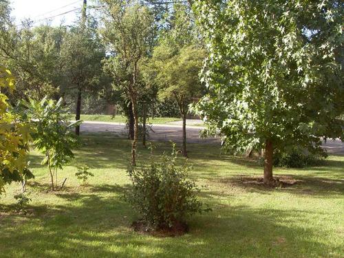 cabaña- alquiler temporario en villa general belgrano -cba