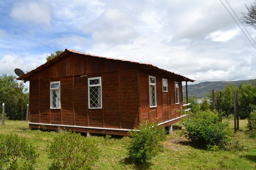 cabaña amoblada en vereda de guatavita