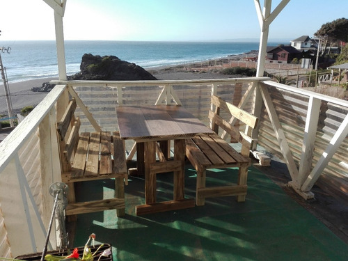 cabaña cabañas y departamentos 2 a 7 personas  frente  playa