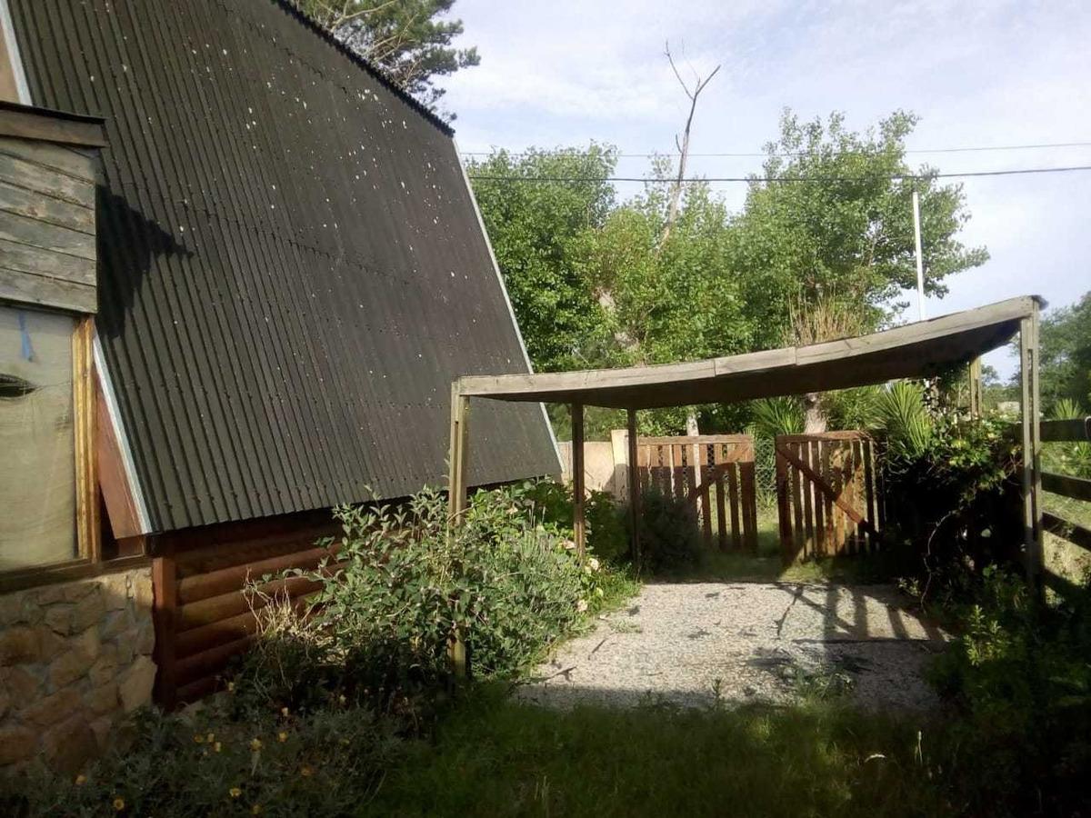 cabaña + casa al fondo en calle 17 bis costa chica