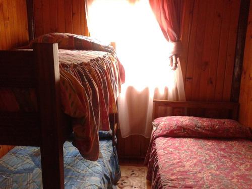 cabaña cercana a playa papudo