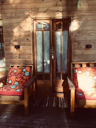cabaña de diseño