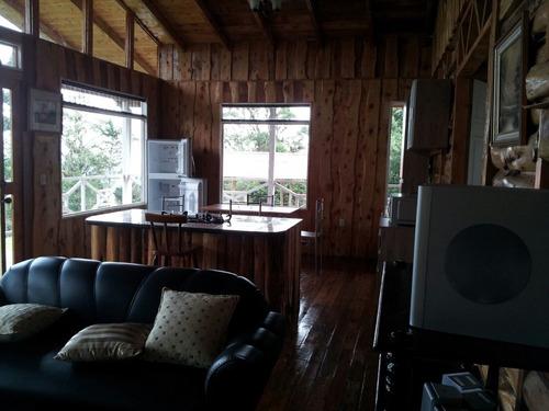 cabaña de lujo, proyecto privado, preciosas vistas, segurida