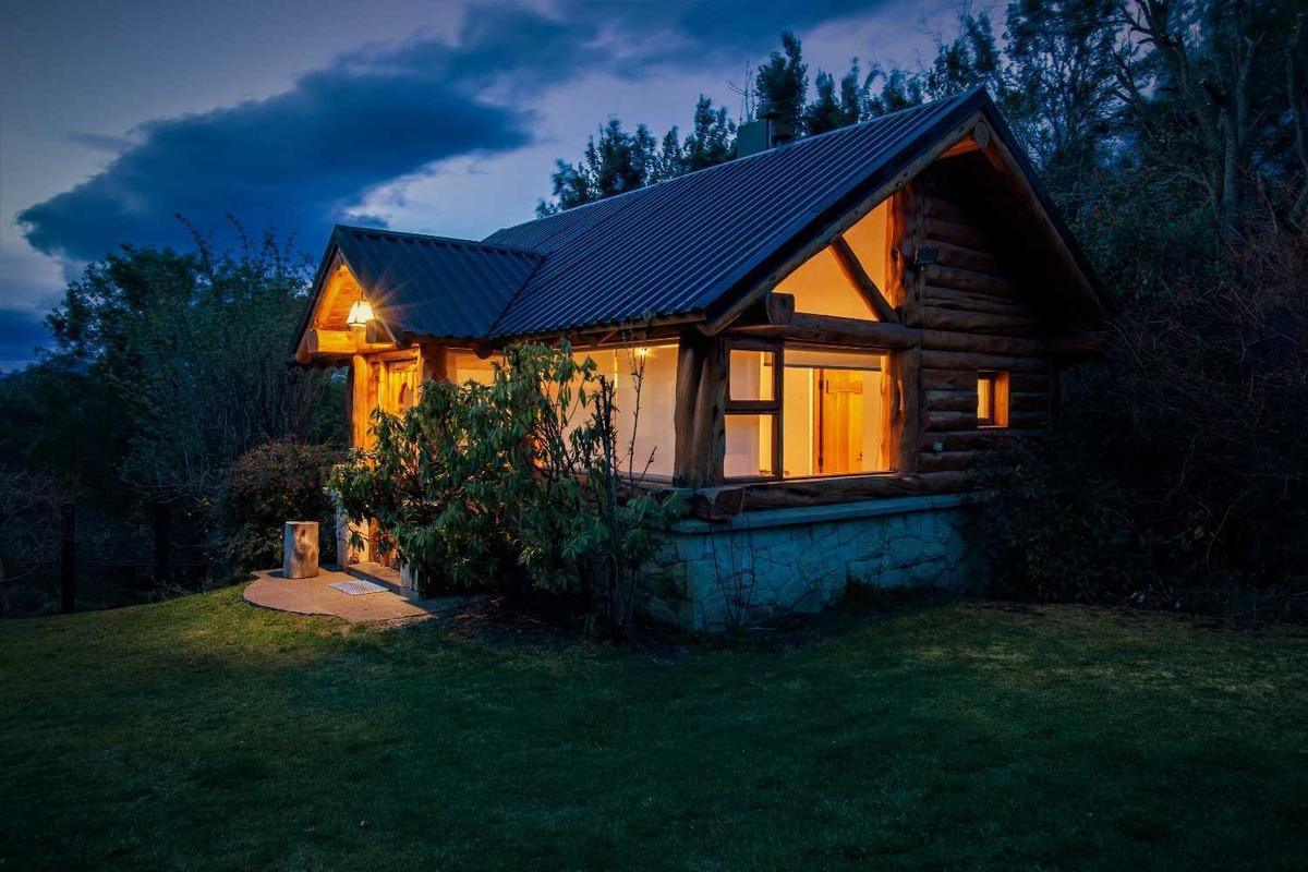 cabaña de montaña (4 personas) ideal familia