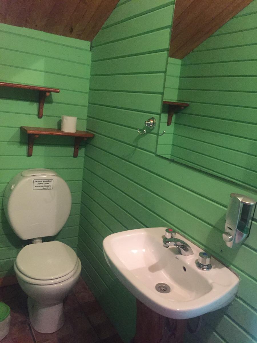 cabaña de montaña terrazas del lopez - 2 ambientes ideal 4p