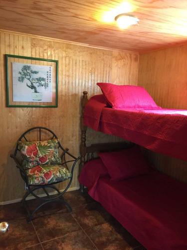 cabaña de veraneo en pichilemu