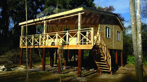 cabaña delta full para delta e islas