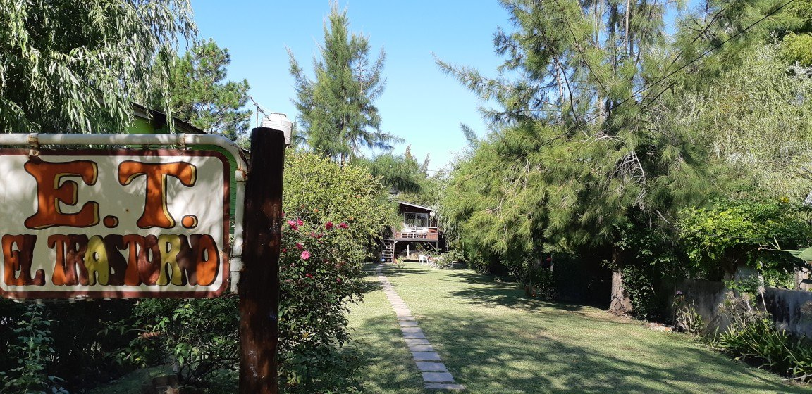 cabaña en alquiler temporario en delta de tigre