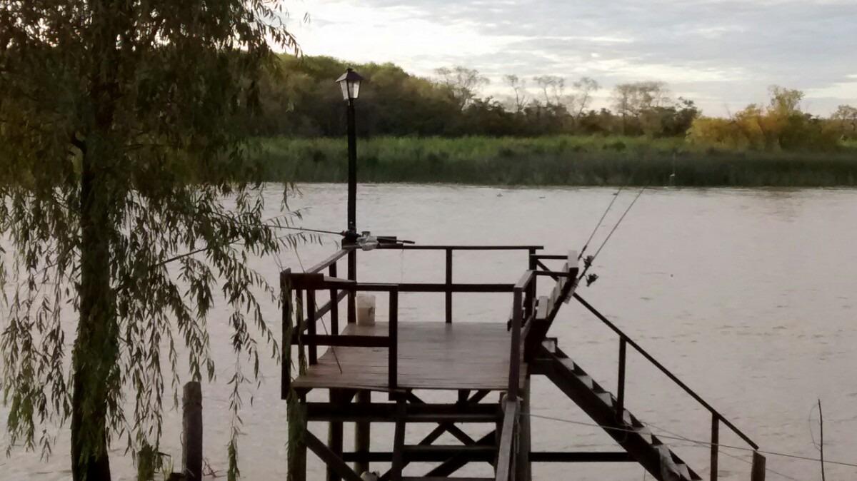 cabaña en el delta  akena