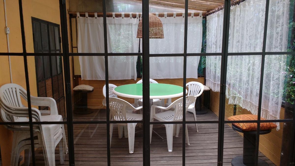 cabaña en el delta de tigre para 4- 6 y 8  personas