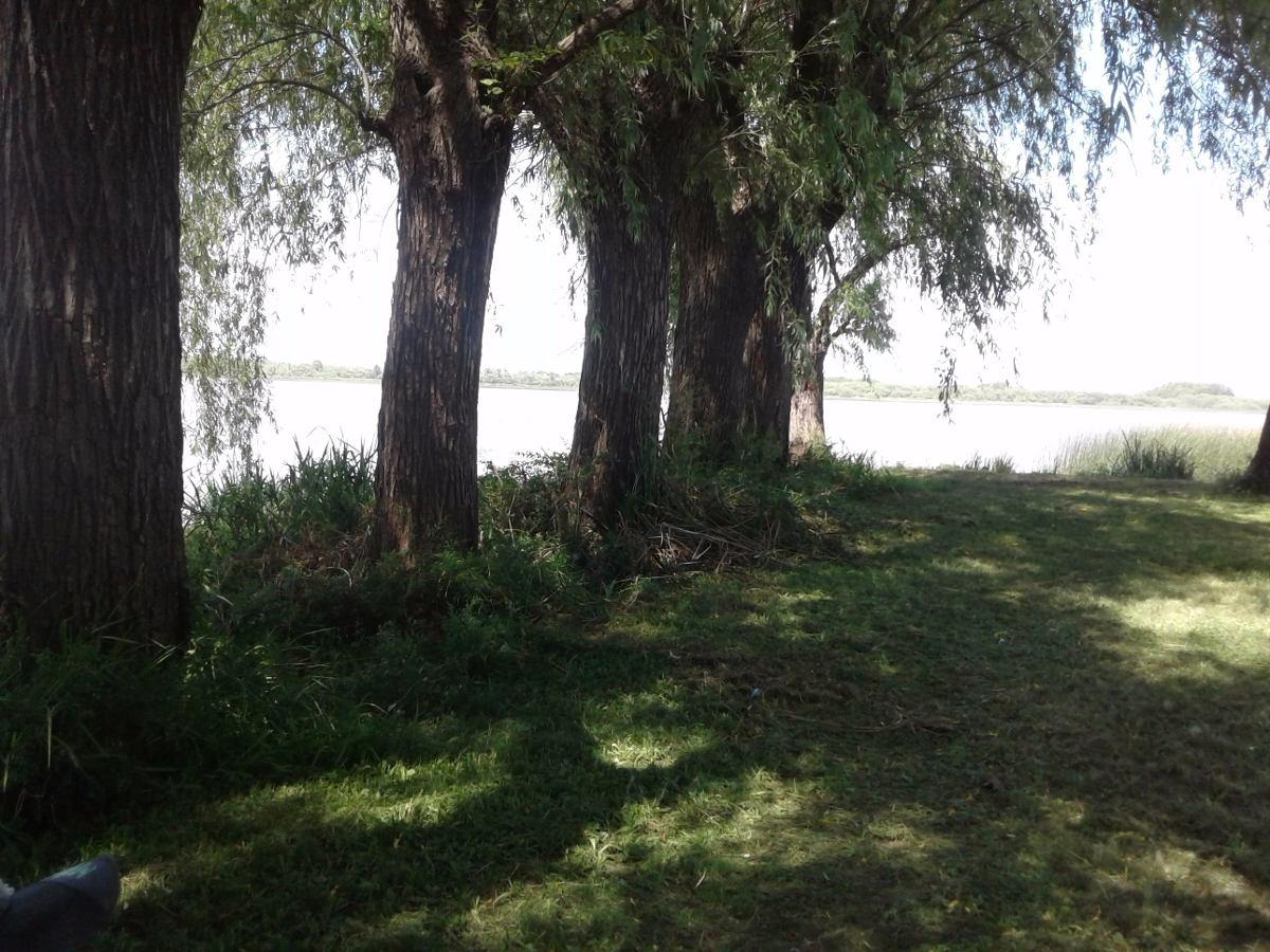 cabaña en el delta del tigre