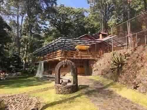 cabaña en huitzilac morelos