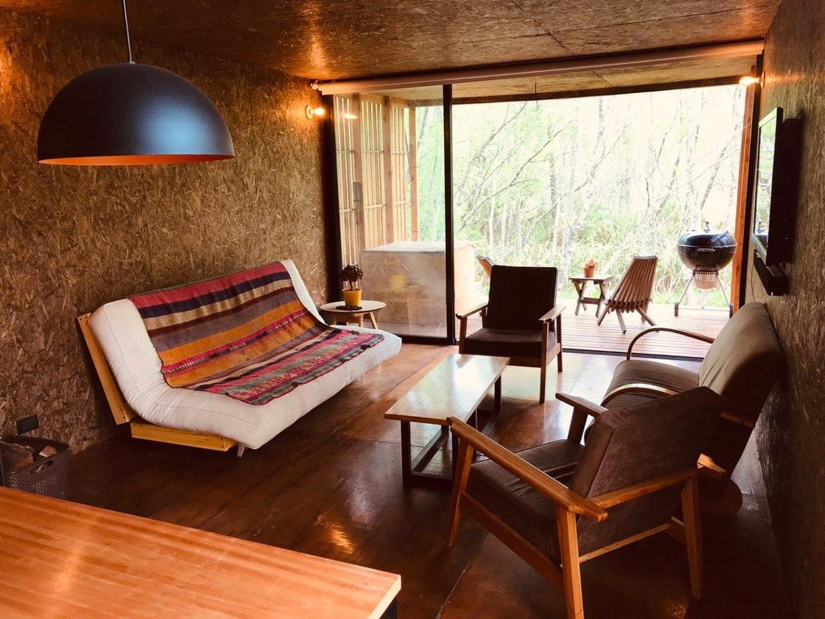 cabaña en isla privada con seguridad y lancha gratis 24 hs