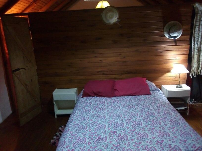 cabaña en mar azul, para cuatro personas!!! excelente lugar