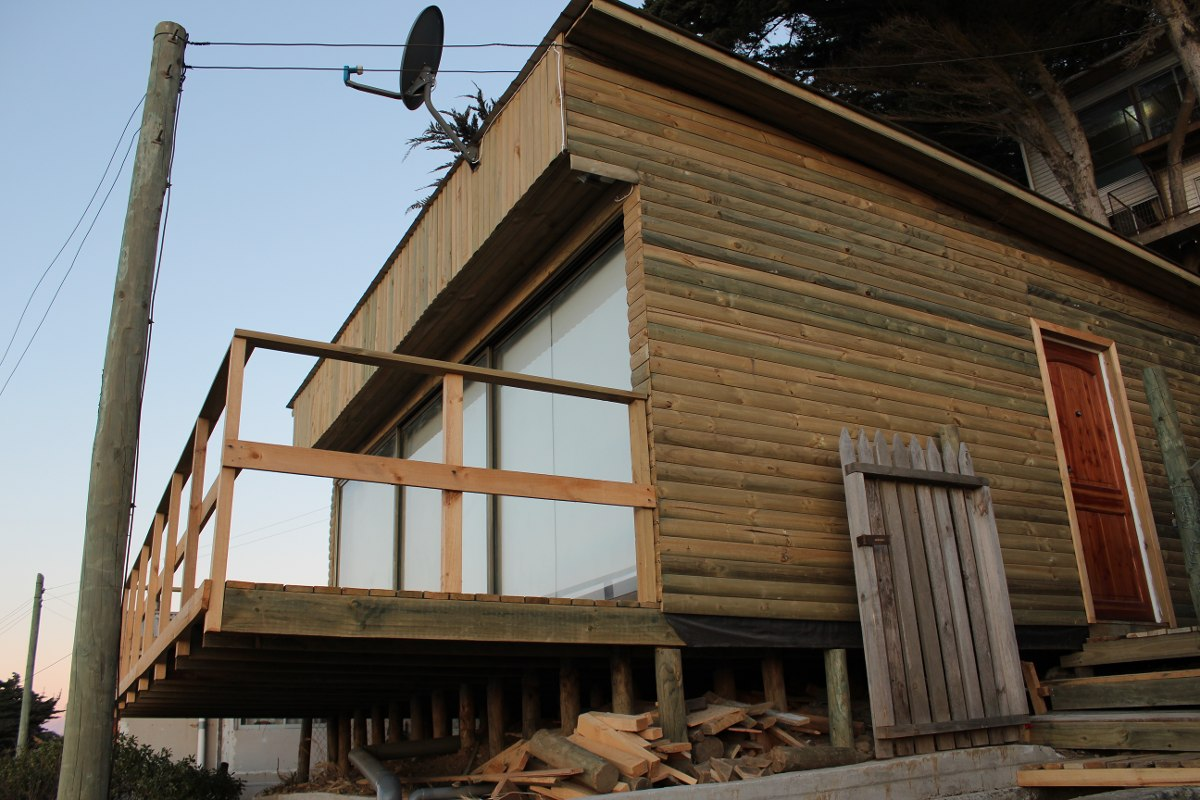 cabaña en matanzas al frente del mar reserve¡¡