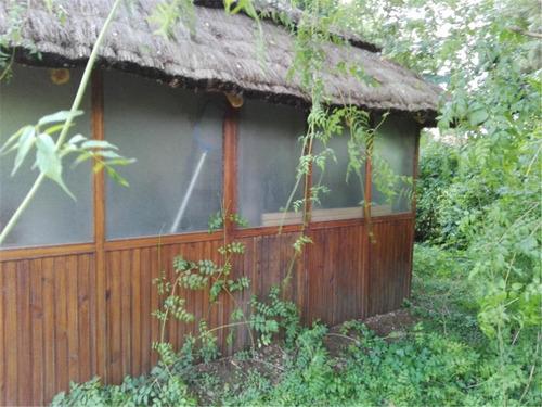 cabaña en remanso