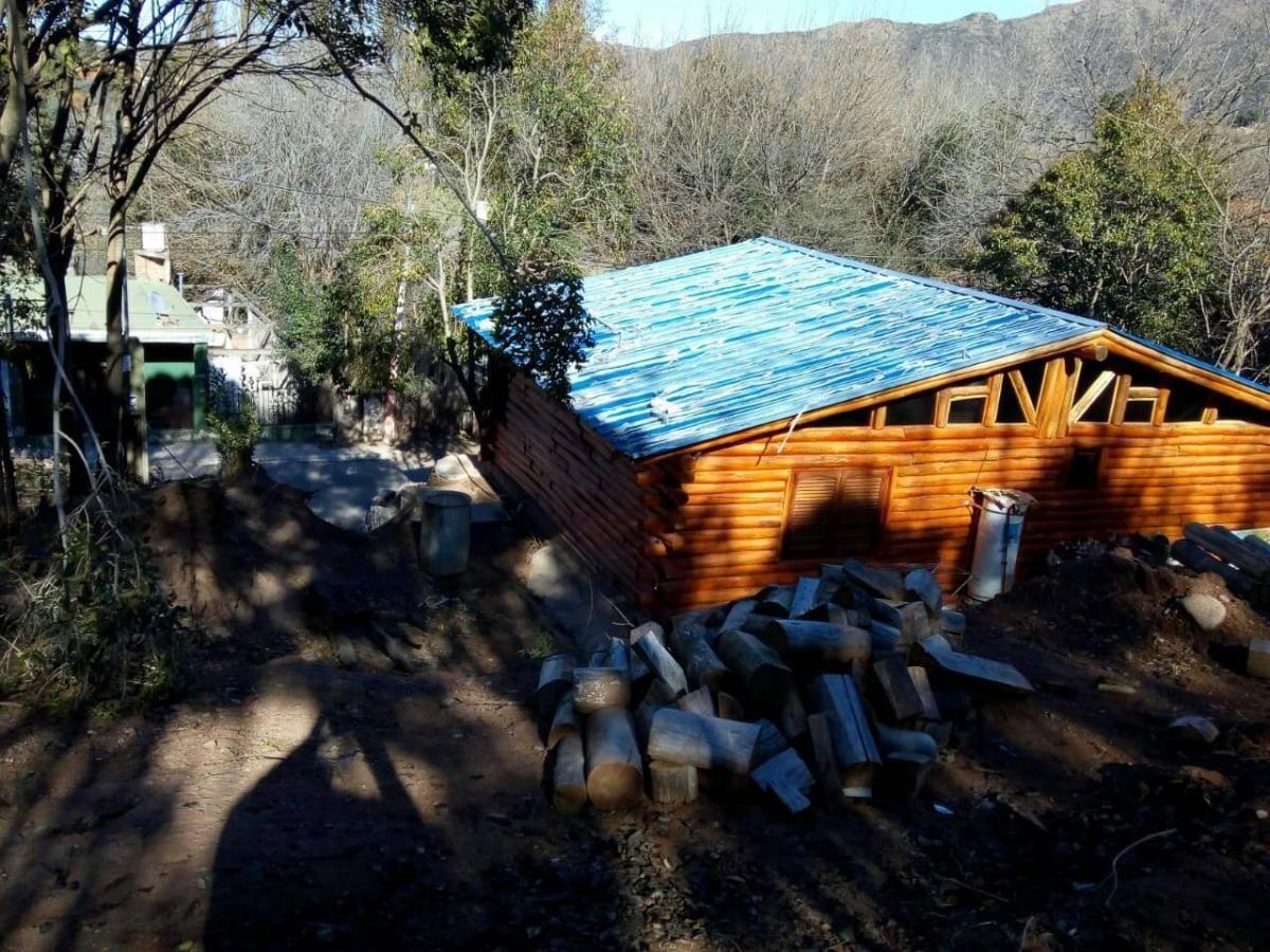 cabaña en san luis potrero de los funes