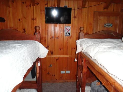 cabaña en san martin de los andes a 5 km del centro