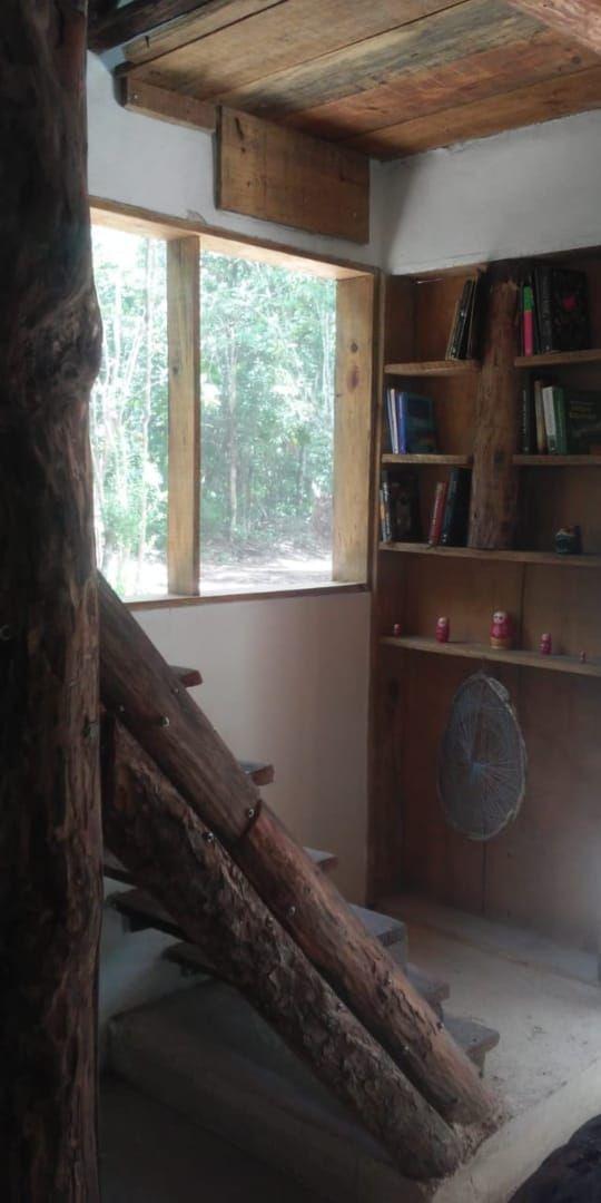 cabaña en solferino, quintana roo