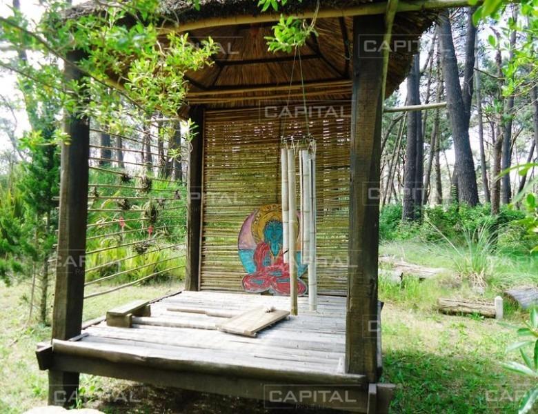 cabaña en un entorno natural sin igual!!-ref:25497