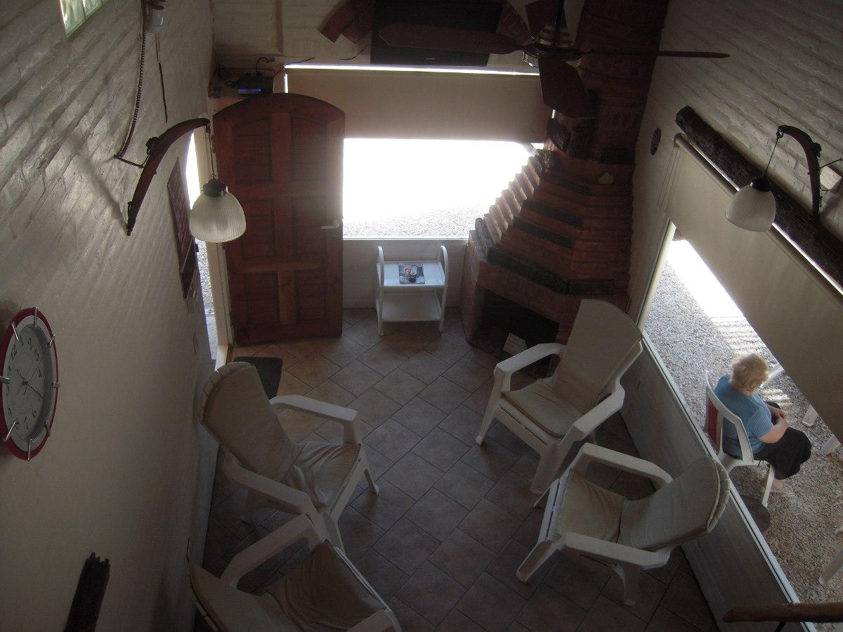 cabaña en venta en mar de las pampas p/ 2, 4 o 6