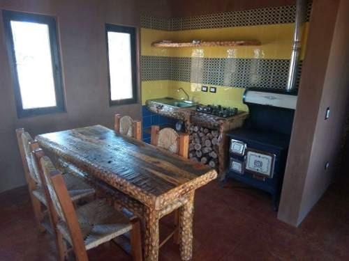 cabaña en venta en rancho la colorada, durango.