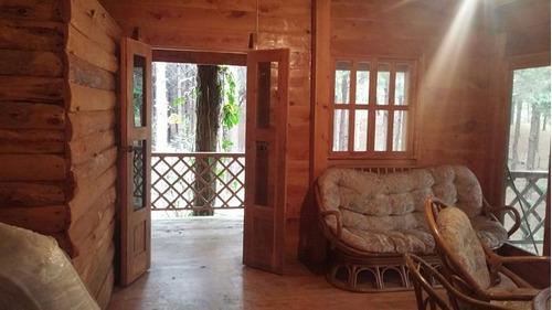 cabaña en venta-renta en condominio montepinar chalatenango.