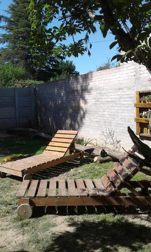 cabaña en villa carlos paz a 3 cuadras del río