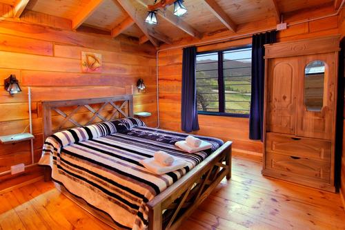 cabaña en villa general belgrano para 6 personas excelente