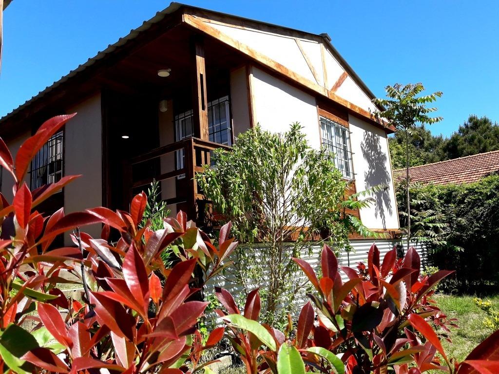 cabaña en villa gesell