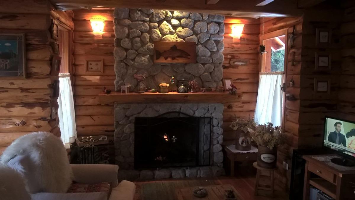 cabaña en villa la angostura  -