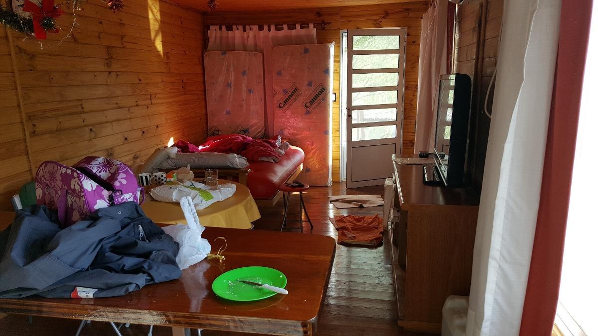 cabaña en villa paranacito - costa propia en el continente