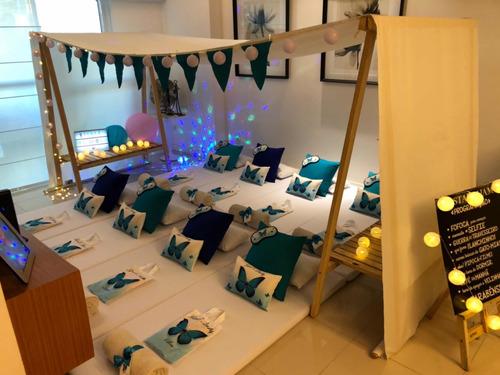 cabana festa do pijama r$130,00