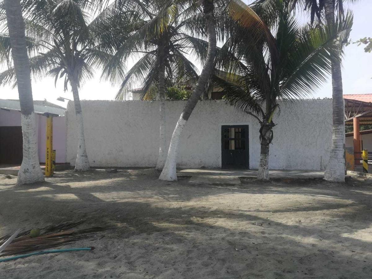 cabaña frente al mar en venta: ciénaga (magdalena)