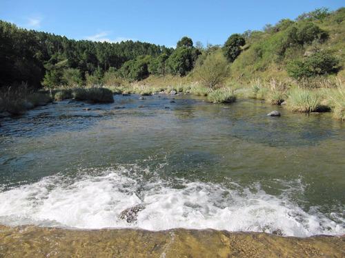 cabaña frente al rio alpa corral rio cuarto cordoba (pileta)