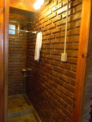cabaña frente al rio uruguay , termas, alquiler temporario