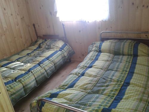 cabaña  horcon - ventanas - maitencillo
