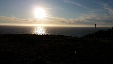 cabaña horcon,excelente vista al mar.