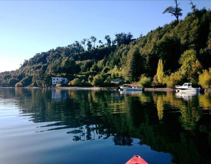 cabaña increíble ubicac. costa lago n. huapi p/ 2/4 personas, villa la angostura