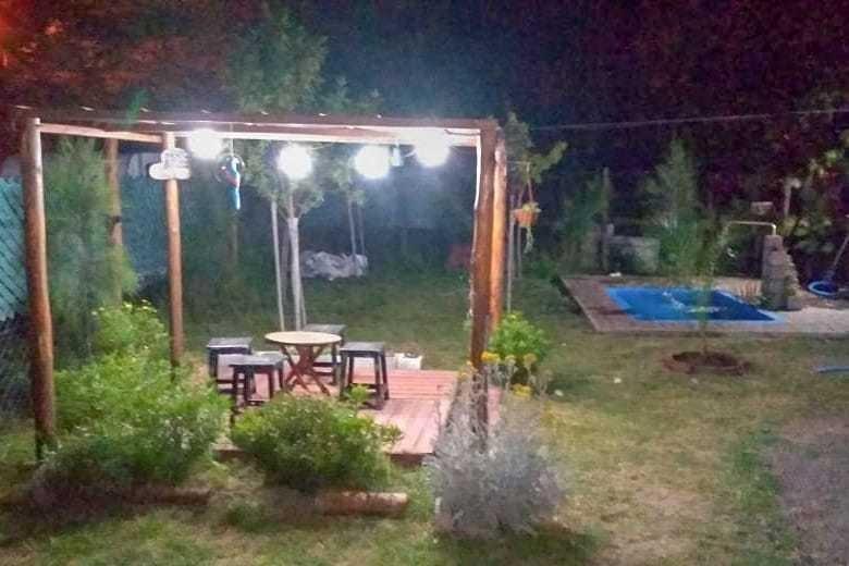cabaña la bagualita gral belgrano promo verano con pileta.