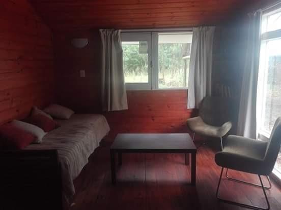 cabaña linda y cómoda a una cuadra de la playa