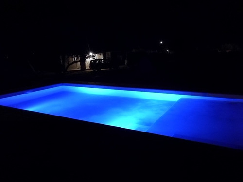 cabaña merlo - con piscina, tres ambientes, cochera-quincho