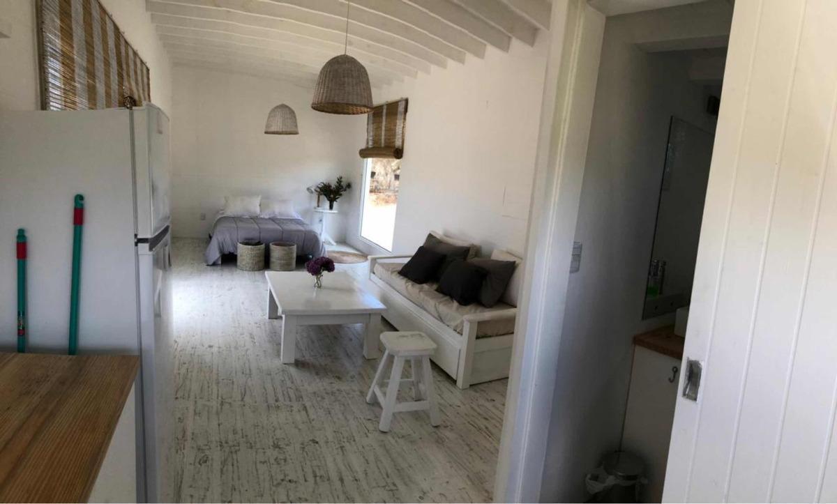cabaña par 3/4 personas en la juanita uruguay