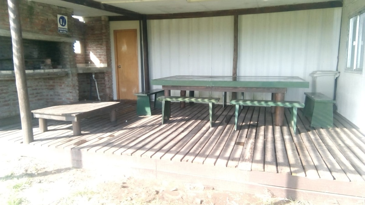 cabaña para 4 personas